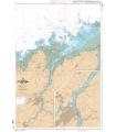 7126 L - De l'île Balanec aux Héaux-de-Bréhat - Cours du Jaudy - Carte marine Shom papier