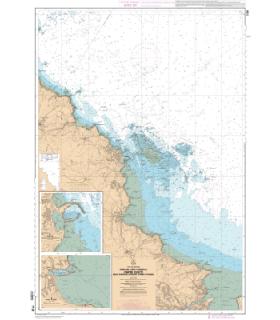 7128 L - Baie de Saint-Brieuc (Partie Ouest) - De la Pointe de la Tour à l'Anse d'Yffiniac