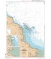 7128 L - Baie de Saint-Brieuc (Partie Ouest) - De la Pointe de la Tour à l'Anse d'Yffiniac - Carte marine Shom papier