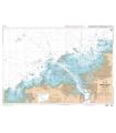 7130 L - Abords de Saint-Malo - De l'île des Hébihens à la Pointe de la Varde - Carte marine Shom papier