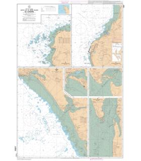 7133 L - Ports de la côte Ouest du Cotentin