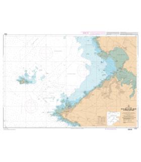 7136 L - De la Baie de Pont-Mahé à Piriac-sur-Mer - Carte marine Shom papier