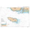 7139 L - De la Pointe du Talut à la Pointe de Gâvres - Ile de Groix - Carte marine Shom papier