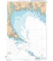 7141 L - Baie de Quiberon - Carte marine Shom papier