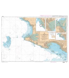 7145 L - De La Turballe à Pornichet - Carte marine Shom papier