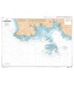 7146 L - De la Pointe de Penmarc'h à la Pointe de Trévignon - Carte marine Shom papier