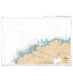 7150  L - De Portsall à l'anse de Kernic - Carte marine Shom papier