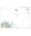 7153 L - De l'île de Bréhat au Plateau des Roches Douvres - Carte marine Shom papier