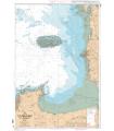 7156 L - De la Pointe du Grouin à la Pointe d'Agon - Baie du Mont-Saint-Michel - Iles Chausey - Carte marine Shom papier