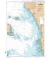 7157 L - De la Pointe d'Agon au Cap de Carteret - Passage de la Déroute - Carte marine Shom papier