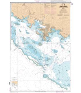 6687 L - Abords de Nouméa - Passes de Boulari et de Dumbéa
