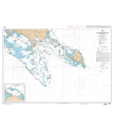 7052 L - De Nouméa à l'île des Pins - Le grand lagon Sud