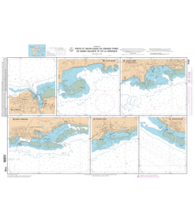 7102 L - Ports et mouillages de Grande-Terre, de Marie-Galante et de la Désirade