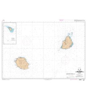 7349 L - De la Réunion à Maurice (Mauritius) - Ile Tromelin