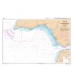 7754 L - De Cabo de Sao Vicente au Détroit de Gibraltar - Carte marine Shom papier