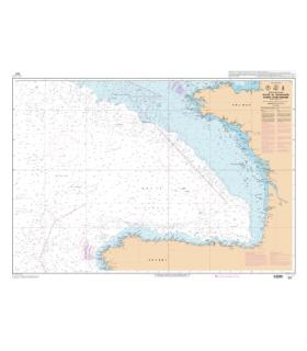 7211 L - Golfe de Gascogne - De Brest à Cabo Finisterre