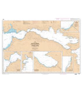 7253 L - Golfe de Corinthe (Korinthiakos Kolpos) - Golfe de Patras (Patraïkos Kolpos)