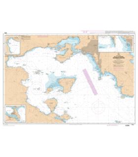 7254 L - Golfe d'Athènes (Satonikos Kolpos)