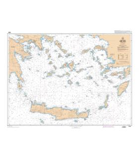 7265 L - Mer Egée - Partie Sud
