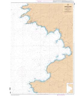 7316 L - Golfe de Sagone - Carte marine Shom papier