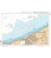 7317 L - Port de Dieppe - Carte marine Shom papier