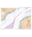 7323 L - Pas de Calais - De Boulogne-sur-Mer à Calais et de Dungeness à Dover - Carte marine Shom papier