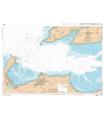 7397 L - Rade de Brest (partie Sud) - Anse du Fret - Anse du Poulmic - Carte marine Shom papier