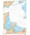 7398 L - Rade de Brest (Partie Ouest) - Baie de Roscanvel - Anse du Fret - Carte marine Shom papier