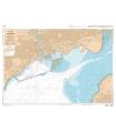 7399 L - Port de Brest - Carte marine Shom papier