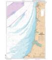 7416 L - Abords Sud de Boulogne-sur-Mer - Du Tréport à Boulogne-sur-Mer - Carte marine Shom papier