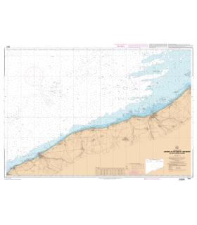 7417 L - Abords de Fécamp et de Dieppe - Du Cap d'Antifer à Dieppe