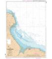 7422 L - De la Pointe de Barfleur à La Pointe de La Percée - Iles Saint-Marcouf - Carte marine Shom papier