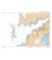 7595 L - Ria de Vigo - Carte marine Shom papier
