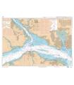7647 L - The Solent et Southampton Water - Carte marine Shom papier