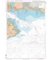 7648 L - The Solent - approches Est - Carte marine Shom papier