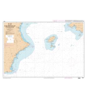 7660 L - Islas Ibiza, Formentera, Cabrera et côte Sud-Ouest de Mallorca