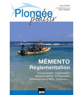 Plongée Plaisir - Mémento réglementation