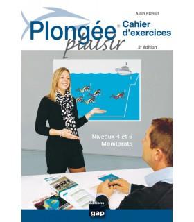Plongée Plaisir - Cahier d'exercices