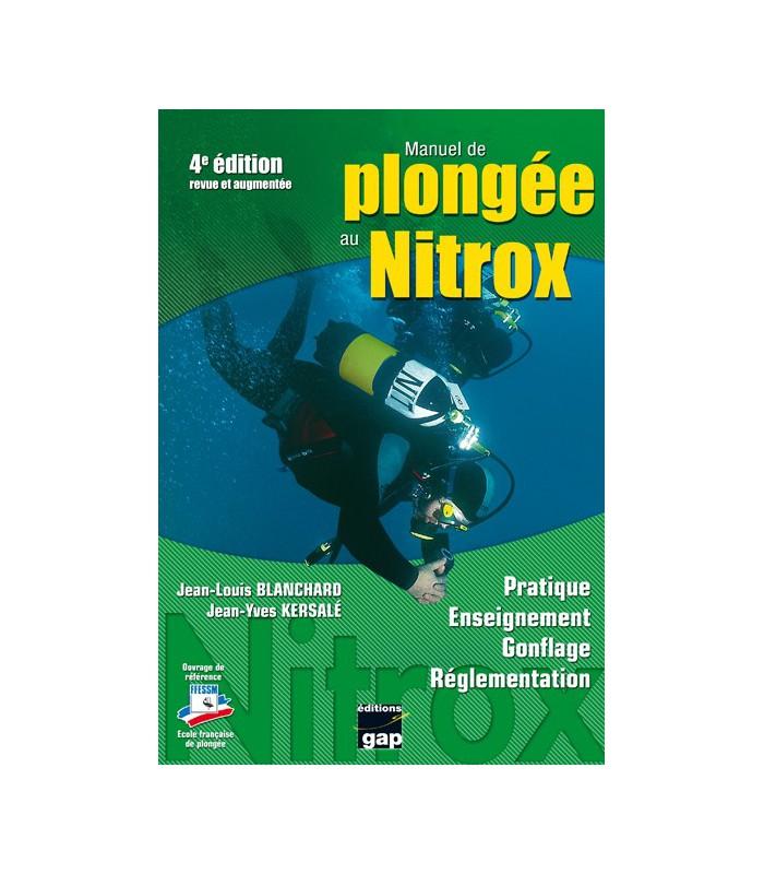 Manuel de plongée au Nitrox