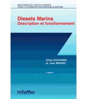 Diesels marins : description et fonctionnement