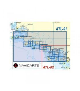 NAVICARTE CHARTKIT ATL01