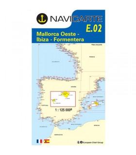 Majorque Ouest, Ibiza, Fromentera