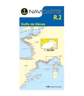 Golfe de Gênes: Hyères à Calvi et Ile d'Elbe