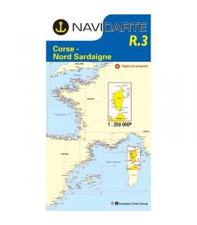Corse à Nord Sardaigne