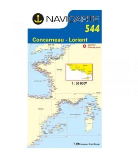Concarneau, Lorient, Ile de Groix