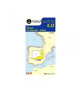 El Ferrol - La Coruña - Malpica