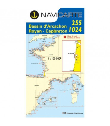 Bassin d'Arcachon, Royan, Cap Breton