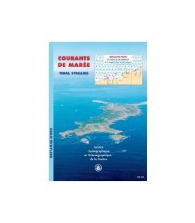 Atlas de courants de marées Bretagne Nord