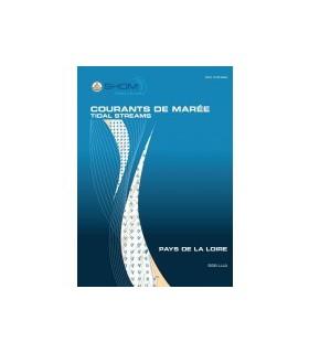 Atlas de courants de marées Pays de la Loire