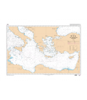 7016 - Mer Méditerranée - Bassin oriental